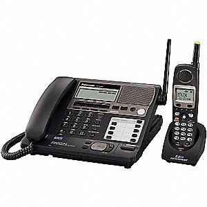 4-Line Expandable Corded/Cordless Phone