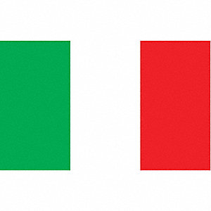 ITALY FLAG,3X5 FT,NYLON