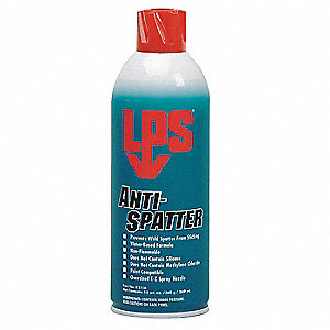 LPS Anti-Spatter,13 oz.,Aerosol Can