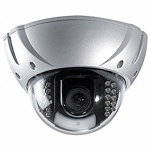 Dome Camera,IP,Varifocal Lens