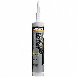 Titebond Pure White Metal Roof Sealant 10 1 Oz Cartridge