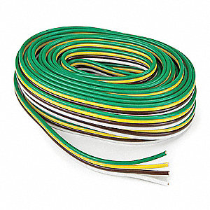 Bonded Trailer Wire,25 ft.