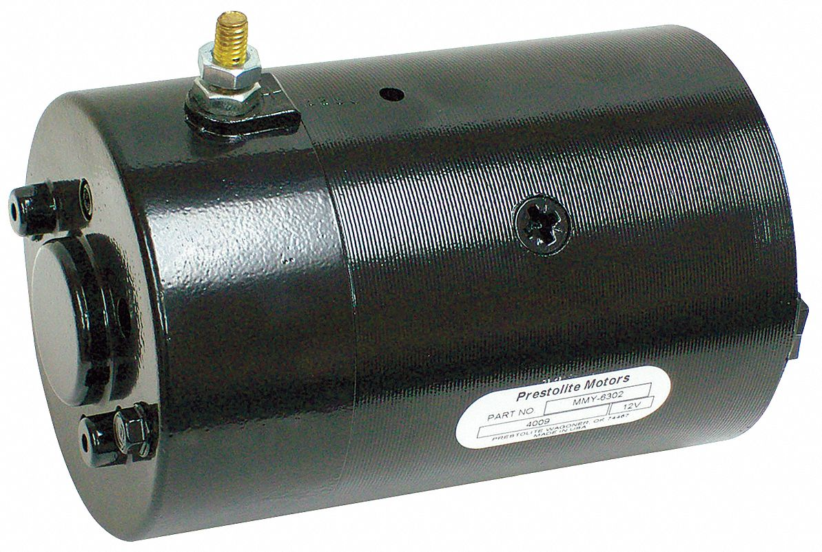 DC Wound Field Motor,  2 HP,  Motor Application Hydraulic Tail Gate Lifts,  Nameplate RPM 2,800