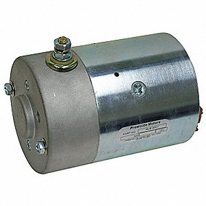 "1-3/5 Wound Field DC Wound Field Motor,CCWSE Rotation,6-5/16"" Overall Length"