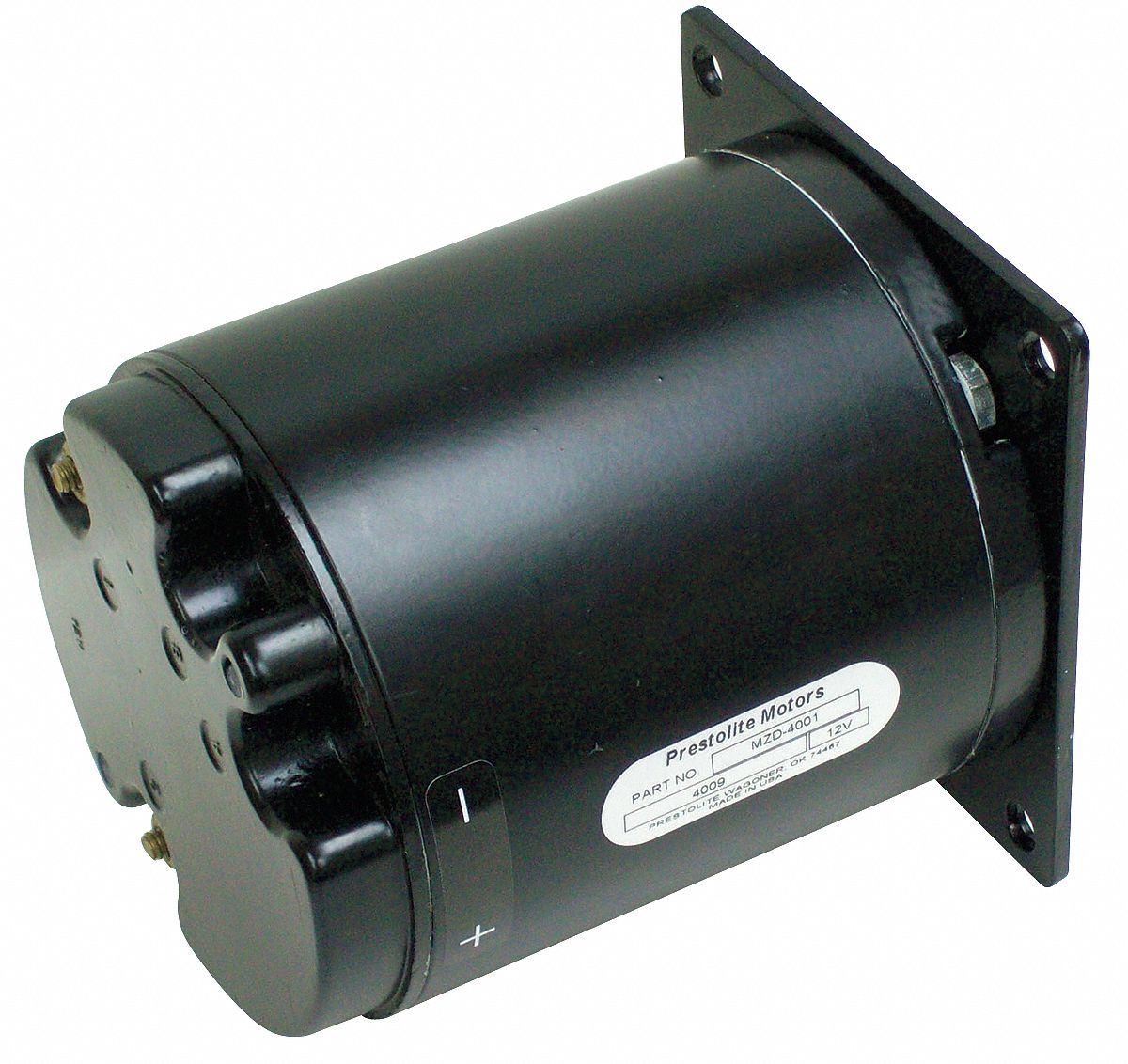 DC Wound Field Motor,  1/6 HP,  Motor Application Variable Speed,  Nameplate RPM 700