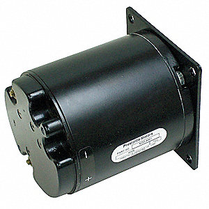DC MOTOR,PM,TENV,1/6 HP,700 RPM,12V