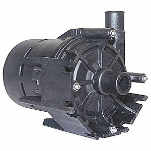 Noryl 1/25 HP Centrifugal Pump, 1 Phase, 115 Voltage