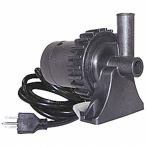 Noryl 1/25 HP Centrifugal Pump, 1 Phase, 100-230 Voltage