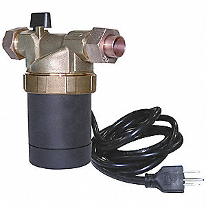 1/150 HP Brass Self Lubricating Hot Water Circulator Pump