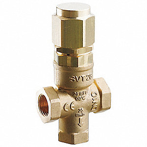 4060 psi Regulating Pressure Relief Valve, 3/8 F