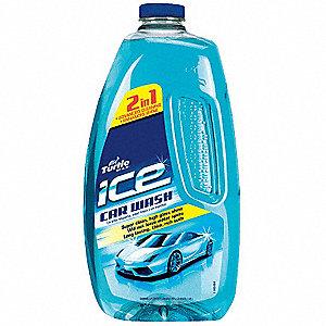 Turtle Wax Car Wash 64 Oz Bottle Blue 5jkp0 T472 Grainger