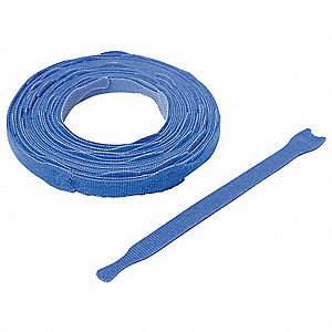 Perforated Straps,W3/4,Blue,PK45