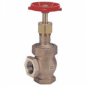Angle Globe Valve,Class 300,1/4 In.