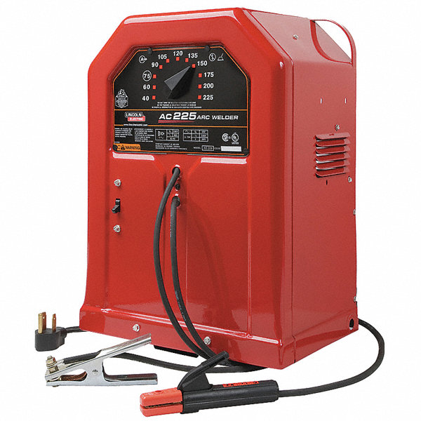 Lincoln electric stick welder ac 225 series input for Lincoln electric motors catalog