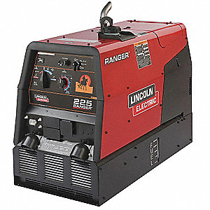Engine Driven Welder, Ranger 225 Series, 10,500W, Kohler, Gas