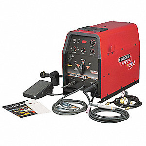 TIG Welder, Precision TIG 225 Ready-Pak Series, Welder Max. Output Amps: 230