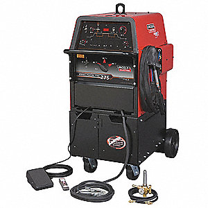 TIG Welder, Precision TIG 275 Ready-Pak Series, Welder Max. Output Amps: 340