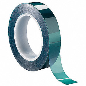 Masking Tape,Dark Green,1 In. x 72 Yd.