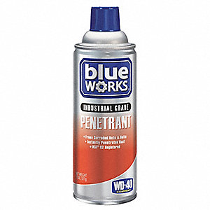 Penetrant,Aerosol,11 oz,H2 Rated