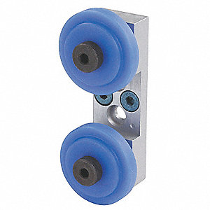 Roller Wheel Bracket Assembly,103 mm L