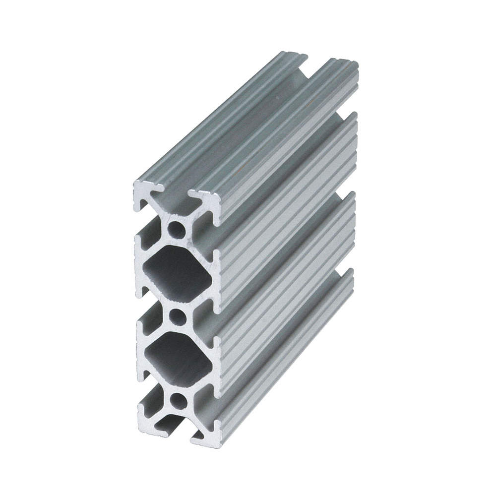 80/20 Extrusion, T-Slotted, 10S, 72 In L, 1 In W - 5JTA6|1030-72 ...