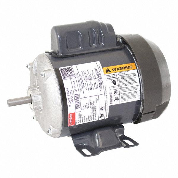 Dayton 1 4 Hp General Purpose Motor Capacitor Start 1725