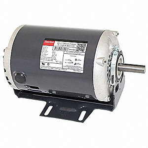 Dayton Motor 1 2 Hp Split Ph 1725 Rpm 115 V 5k416