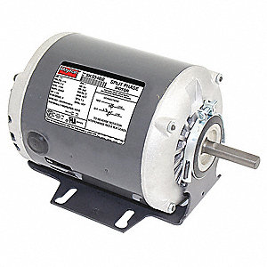 dayton 1/3 hp general purpose motor,split-phase,1725 nameplate rpm,voltage  115,frame 56z - 5k534|5k534 - grainger
