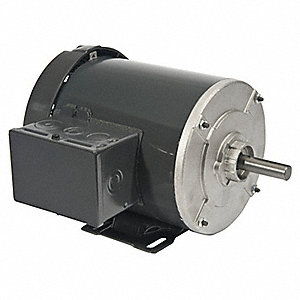 1/2, 1/4 HP General Purpose Motor,Split-Phase,1725/1140 Nameplate RPM,Voltage 115,Frame 56