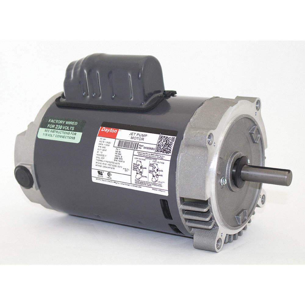 WRG-5660] Dayton Capacitor Start Motor Wiring Diagram on