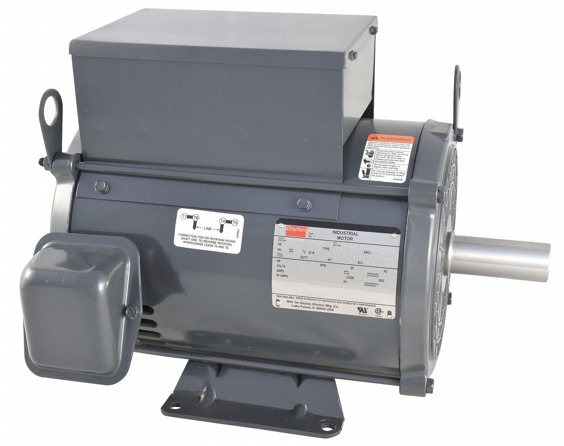 Grainger Industrial Supply Electric Motors