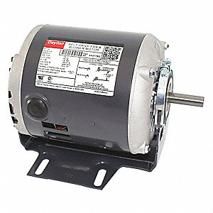 Dayton Motor 1 4 Hp Split Ph 1725 Rpm 115 V 5k977 5k977
