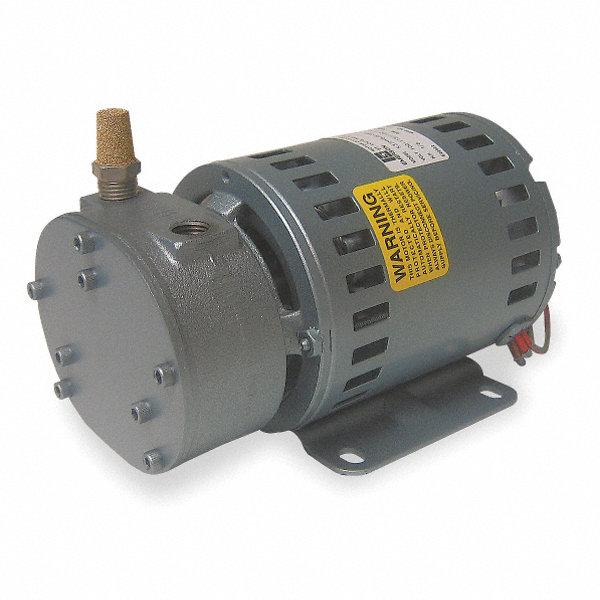 Gast 1 6 hp compressor vacuum pump inlet size 1 4 npt for Gast air motor distributors