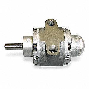 Gast Air Motor Hp 27 Cfm 6000 Rpm 5ka98 1up Ncw 251