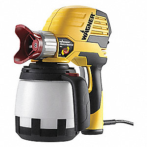 Power Painter Max, Max Flow 7.2 GPH