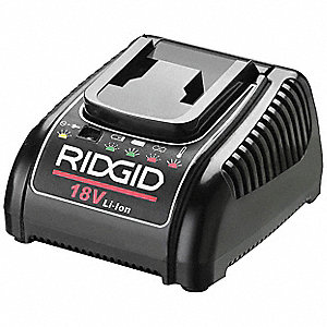 Battery Charger,Li-Ion,18 Volt