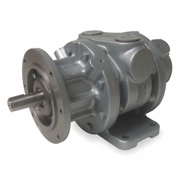 Gast 9 c face mounted air motor with 7 8 shaft dia and 1 for Gast air motor distributors