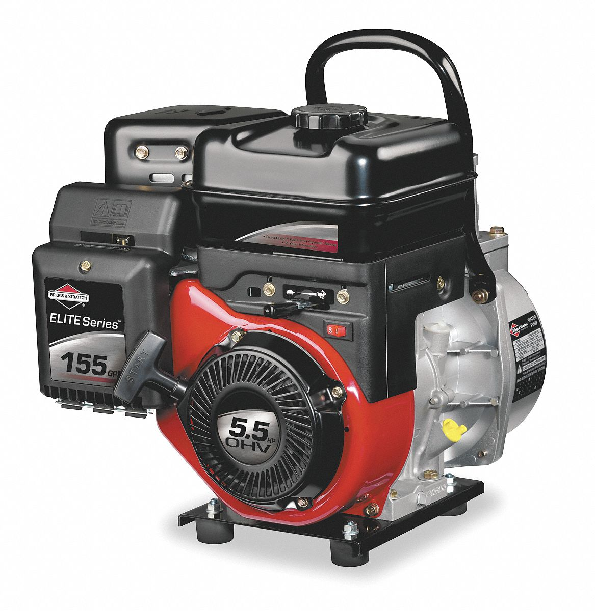 Briggs Stratton 55 Hp Rubber Engine Driven Centrifugal Pump Just Bought A Power Washer With And 5kb61 73001 Grainger