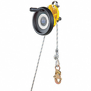 Rescue System,200 ft,Kernmantle,5500 lb.