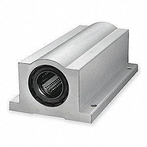 Pillow Block,0.625 In Bore,4.000 In L