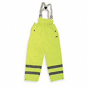 High Visibility: No, S, Yellow/Green