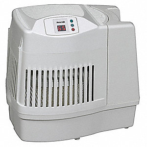 Portable Evaporative Humidifier,White