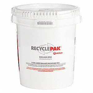 Ballast Recycling Kit,14x10x11-1/2In