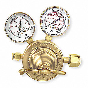 Professional SR460A-510 Series, Gas Regulator, Single Stage, General Purpose, 5 to 125 psi