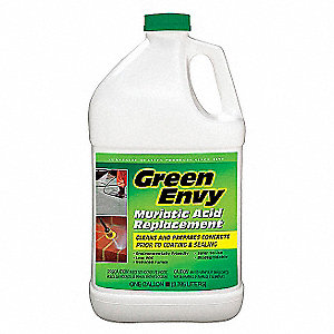 1 gal. Masonry Cleaner, 1 EA