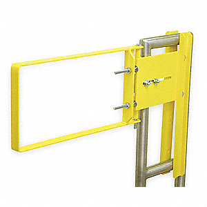 Safety Gate,A,31 to 33-1/2 In,Steel