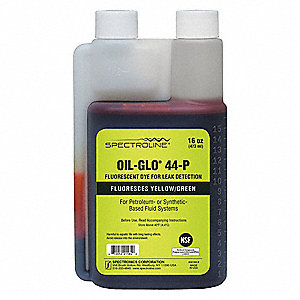 UV Dye,Industrial Oil Systems,1 Pint