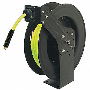 legacy 3 8 50 ft spring return hose reel 300 psi max. Black Bedroom Furniture Sets. Home Design Ideas