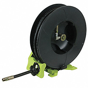 "1/2"", 50 ft. Hose Reel, 2000 psi Max. Pressure"