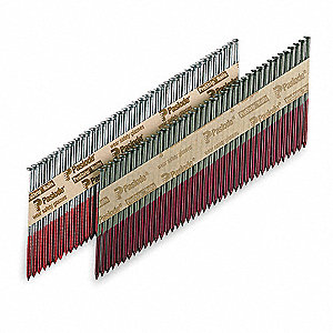 Framing Nail,3 In L,Pk 2500